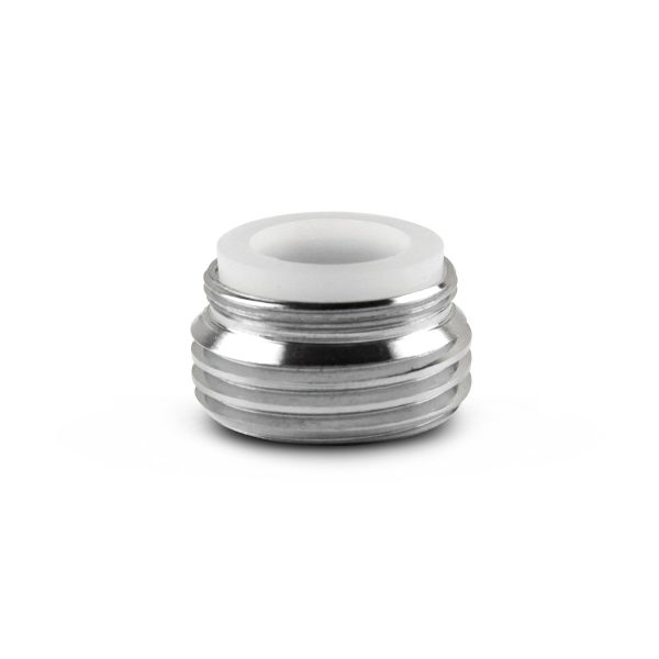 Chrome Plated Brass Faucet Adapter – #95B