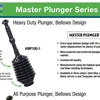 Master Plunger Series Flyer